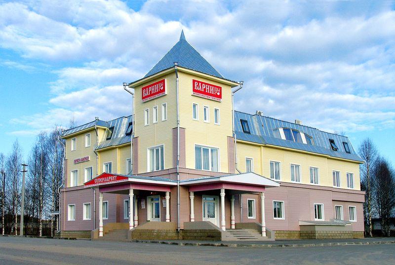 Гостиница Вариницы 1