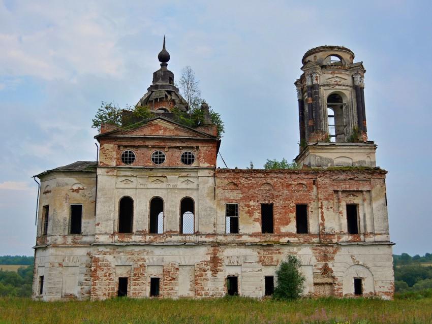 Церковь Воскресения на Цареве