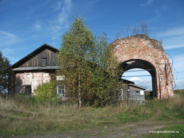 Храм Николая Чудотворца в Никольском