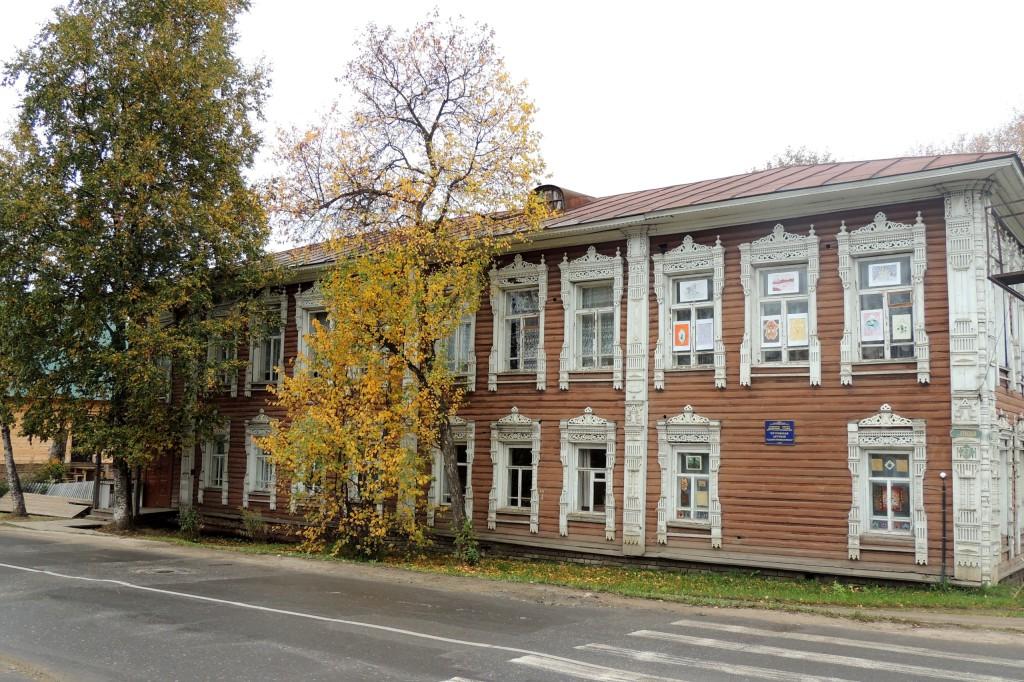 Дом Климовой