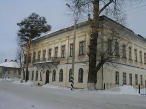 ул.Белоусовская, 40