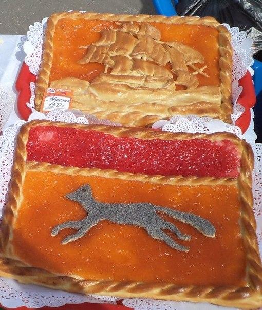 Пирог Тотьма