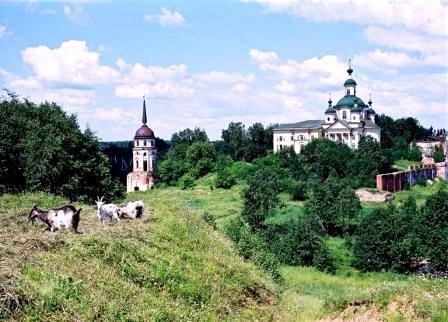 Монастырь-1
