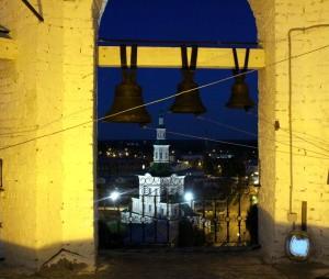 Перезвон колоколов Тотьма - Форт-Росс