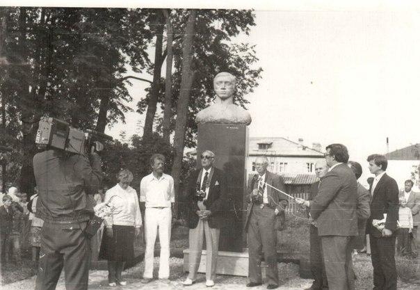 Открытие музея Кускова