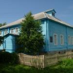 Мемориальный дом - музей поэта Николая Рубцова