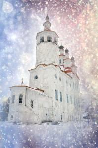 Входиерусалимская церковь. Фото Татьяны Шибаевой.