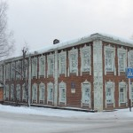 Петровская ремесленная школа здание
