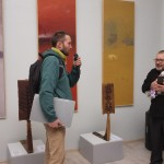 Открытие выставки Пестерева