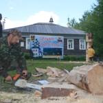 Фестиваль деревянной скульптуры