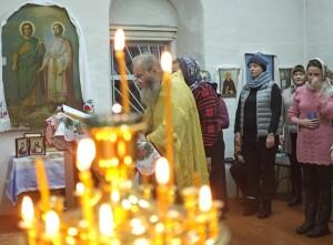 Лития по Николаю Рубцову в крещенскую ночь